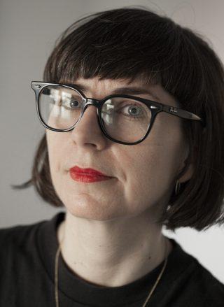 Portræt af Dorte Naomi © Jon Nordstrøm