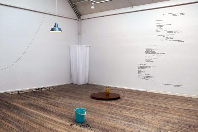 Venskaber, udstillingsoverblik, Kunsthal Aarhus, 2015. Foto: Thomas Bo Østergaard