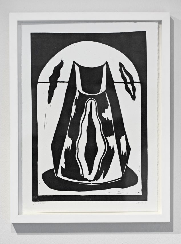 Dorte Naomi: Wild Child (Tumling) 29 x 38 cm © Jon Nordstrøm