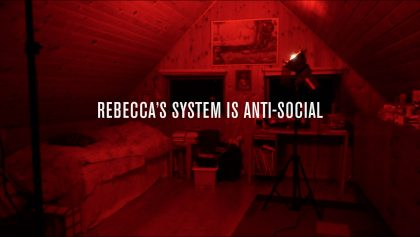 Tina Helen: REBECCA'S SYSTEM