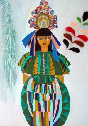 Anne Sofie Meldgaard: Goddess