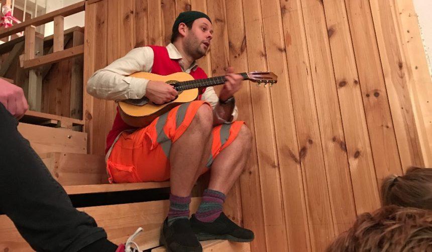 Goodiepal modtager Billedhugger Viggo Jarls Legat