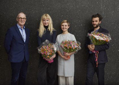 FOS modtager ARKENs Kunstpris 2017