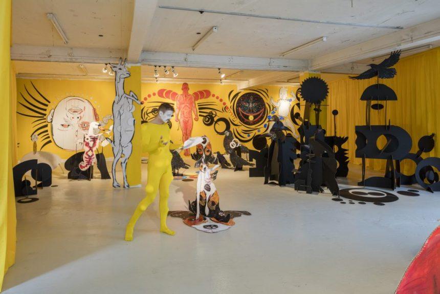 På rundtur i Københavns kunsthaller