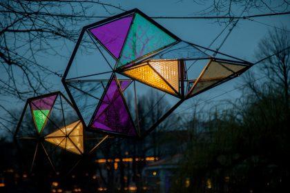 Olafur Eliasson skaber nyt lys i Tivoli