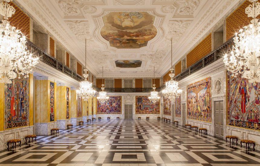 Ny Carlsbergfondet støtter udsmykning på Koldinghus