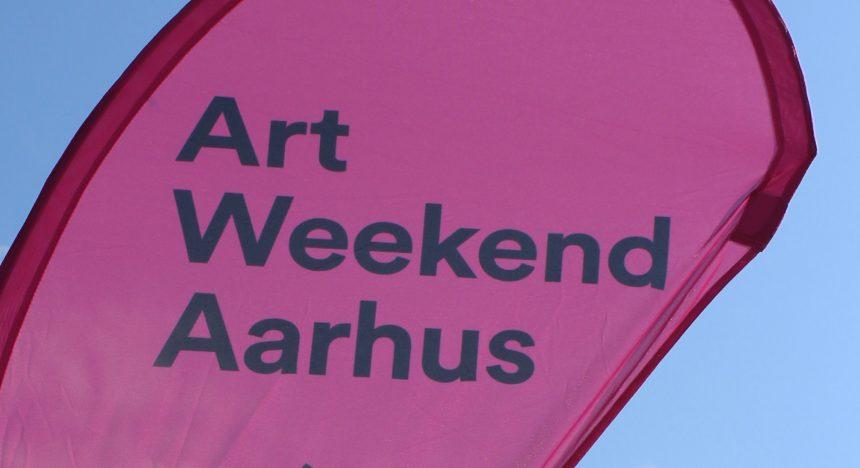 Art Weekend Aarhus 2017 i billeder