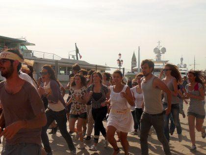 Critical Run på Venedig Biennalen