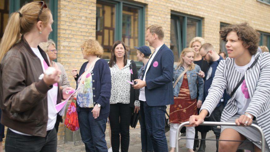 Guide: Kunstvandringer under Art Weekend Aarhus '17