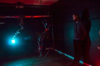 LYDKUNST #28: Galleri Rum/Klang – Danmarks eneste udstillingsrum for lydkunst