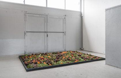 Skulpturbuffet efter Grønttorvets lukketid: Eksotisk frugt eller rådne tomater?