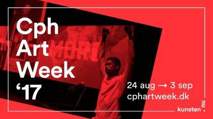 Cph Art Week skydes i gang med stor åbningsfest