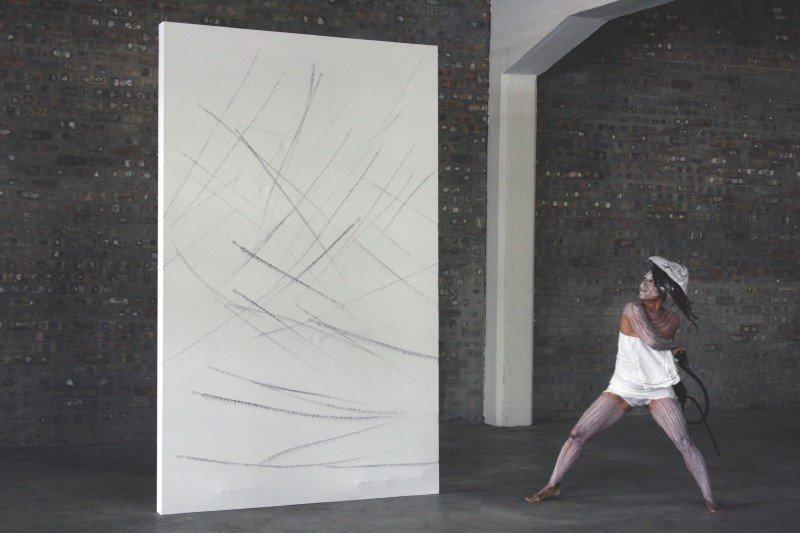 """Jeannette Ehlers: """"Kunsten kan ryste os og få os i gang med at tænke på nye måder"""""""