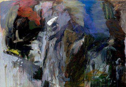 Manden, maleren og muserne