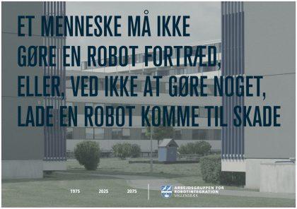 Robot eller borger?