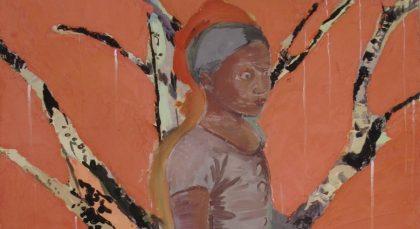 Gallerirevy Aarhus: Hilsner fra Haiti i fresco