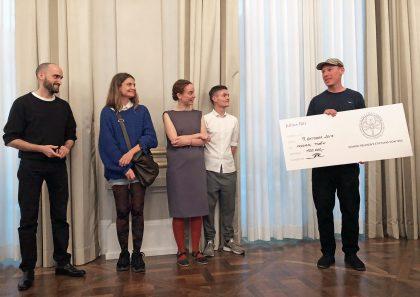 Ung kunstner modtager Remmen Fondens Kunstpris 2017