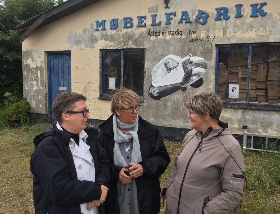 Den europæiske dimension i Aarhus 2017