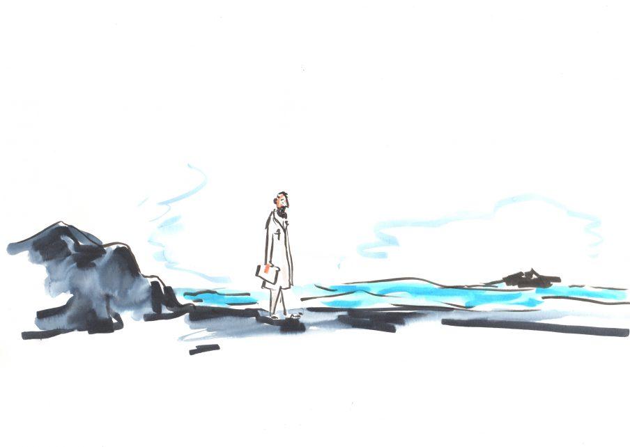 Ragnar Kjartansson skaber filmværk til Mærsk Tårnet