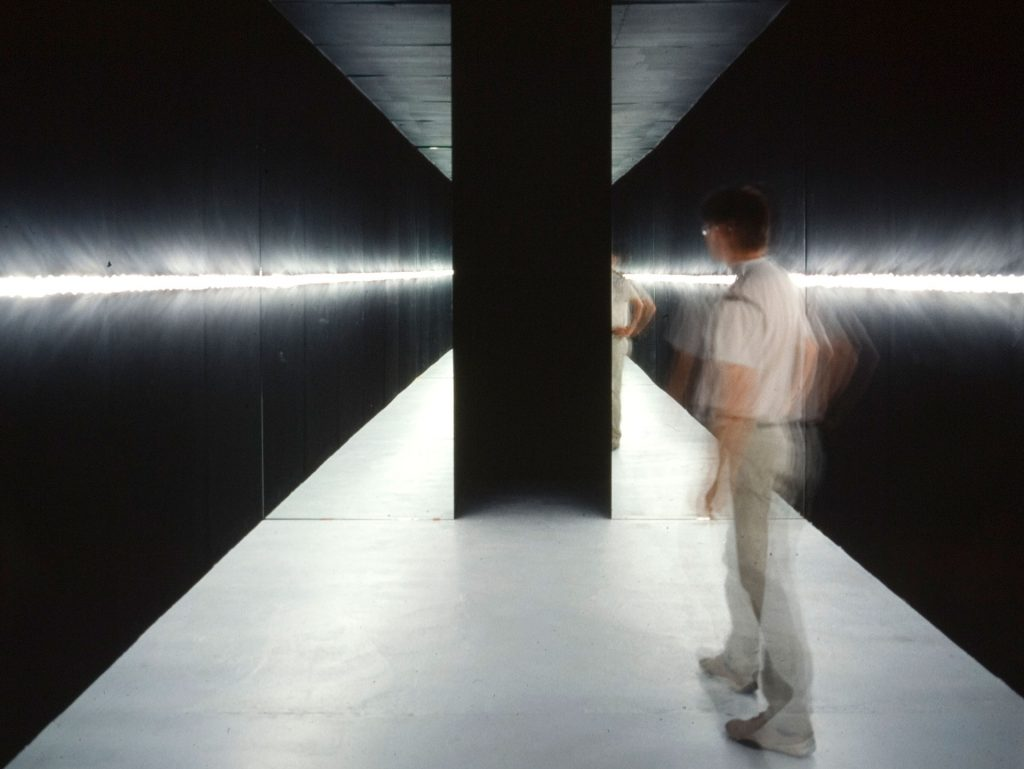 Olafur Eliasson: Surrpundings Surrounded (2001)