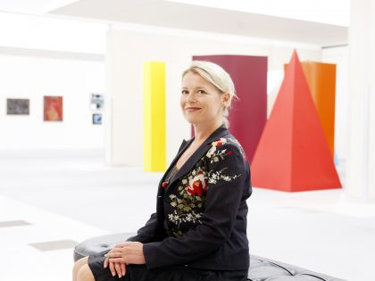 Work it Out! Interview med Museumsdirektør Gitte Ørskou