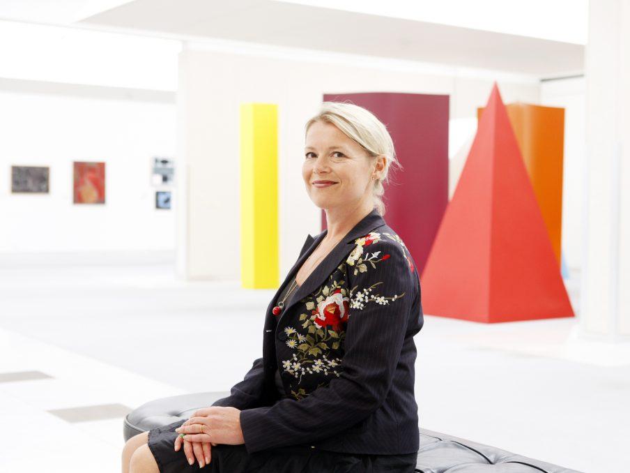 Work it Out! Interview med Museumsdirektør Gitte Ørskou