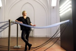 Stine Marie Jacobsen: Law Shifters