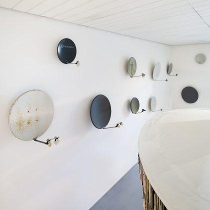 Kunstneriske undersøgelser i indre og ydre rum