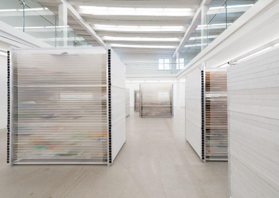 Bag facaden – og det menneskelige arkiv