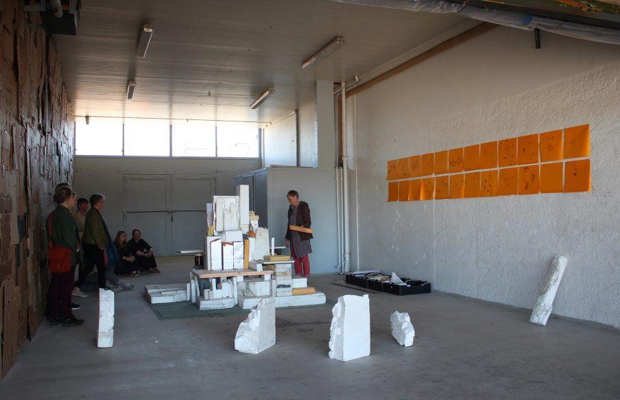 Kunstneren møder sit publikum – om vigtigheden af den kunstneriske samtale