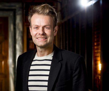 """Niko Grünfeld: """"Kunsten skal ikke kunnebetale sig i vores samfund– den skal tilbydes"""""""