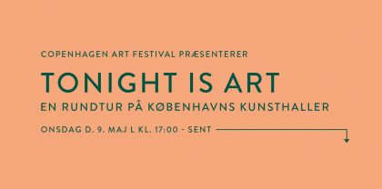 Tonight Is Art!