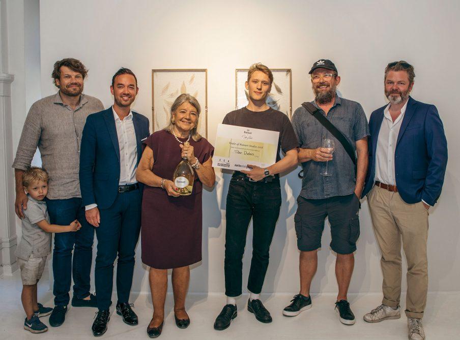 Ung hollandsk kunstner vinder nystiftet dansk kunstkonkurrence