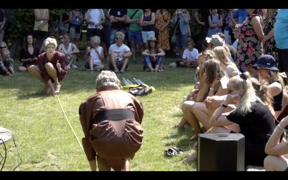 Heartland x kunsten.nu: Festivalgæsterne mødte samtidskunsten