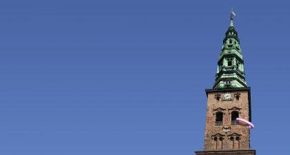 Nyt udstillingsrum i Nikolaj Kunsthals kirketårn