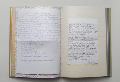 Ny kunstbog om skriftlighed og digitalisering