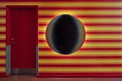 Billedserie: Kunsten transformerer Kulturstationen Vanløse