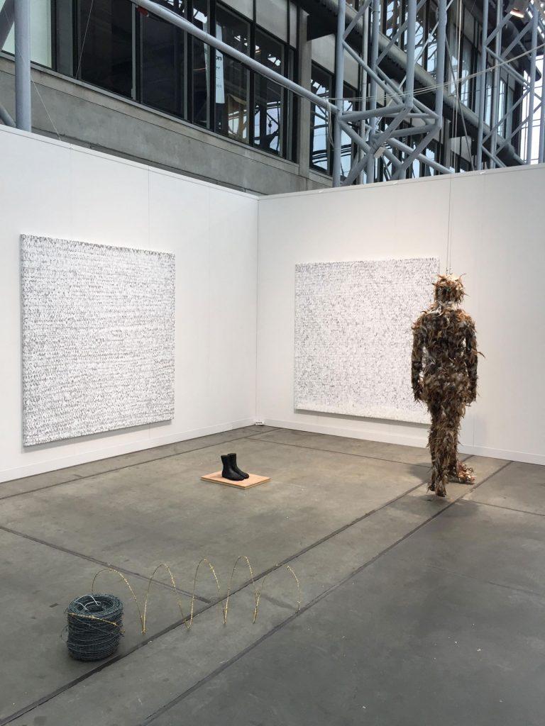 Fra kunstmesserne Code og CHART
