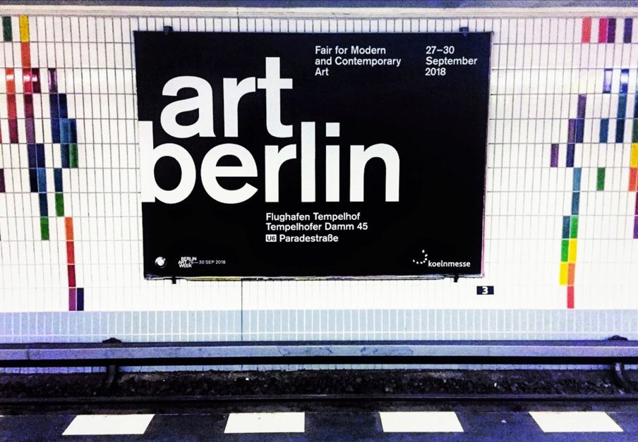 Højdepunkter fra Berlin Art Week 2018