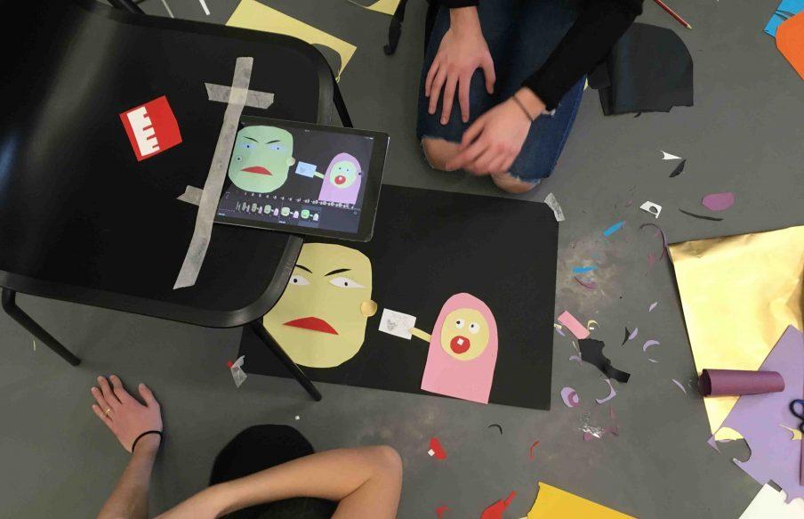 #VærkDinVerden x Kunsten.nu: Jacob Tækker