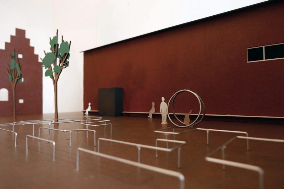 Dansk kunstner skaber offentlig kunst i Lund