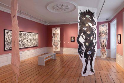 Billedserie: Fantasmer af Ingeborg Prehn, Julie Nord & Roee Rosen