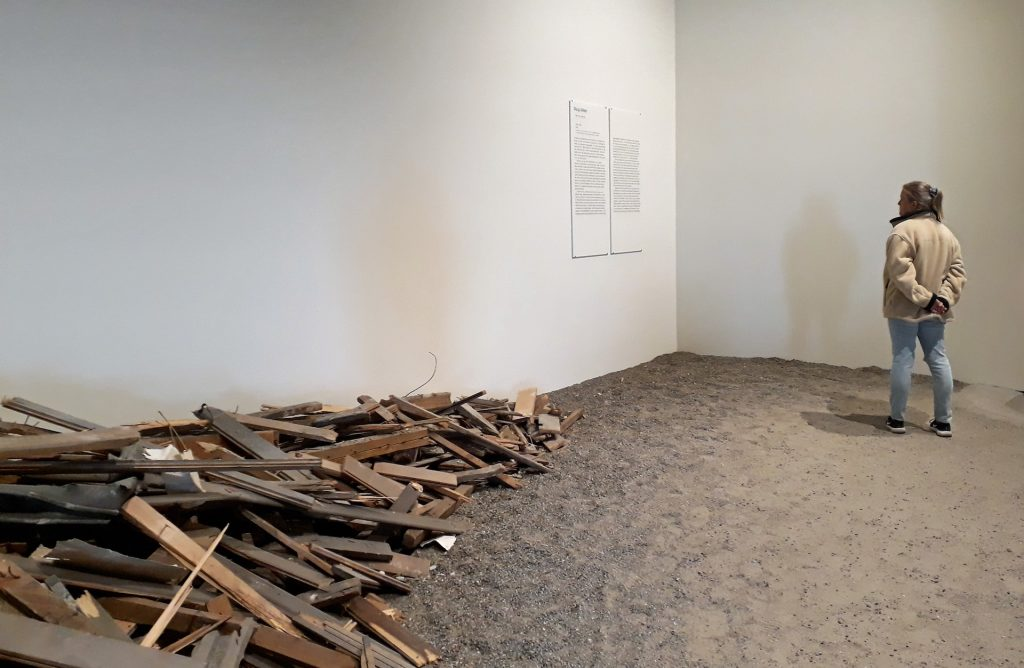 Skriften på væggen – Formidlingstekster på kunstmuseer