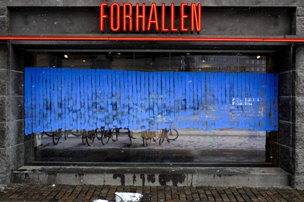 Gallerirevy København: Sonderinger i nutid og fortid