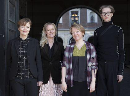 Anne Marie Ploug, Ursula Nistrup og Vinyl – Terror & Horror modtager legat