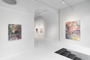 Billedserie: Markus Oehlen – New Works