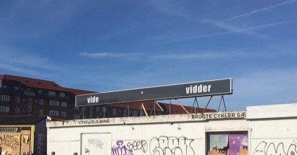 Ny udstillingsplatform i Kødbyen i København