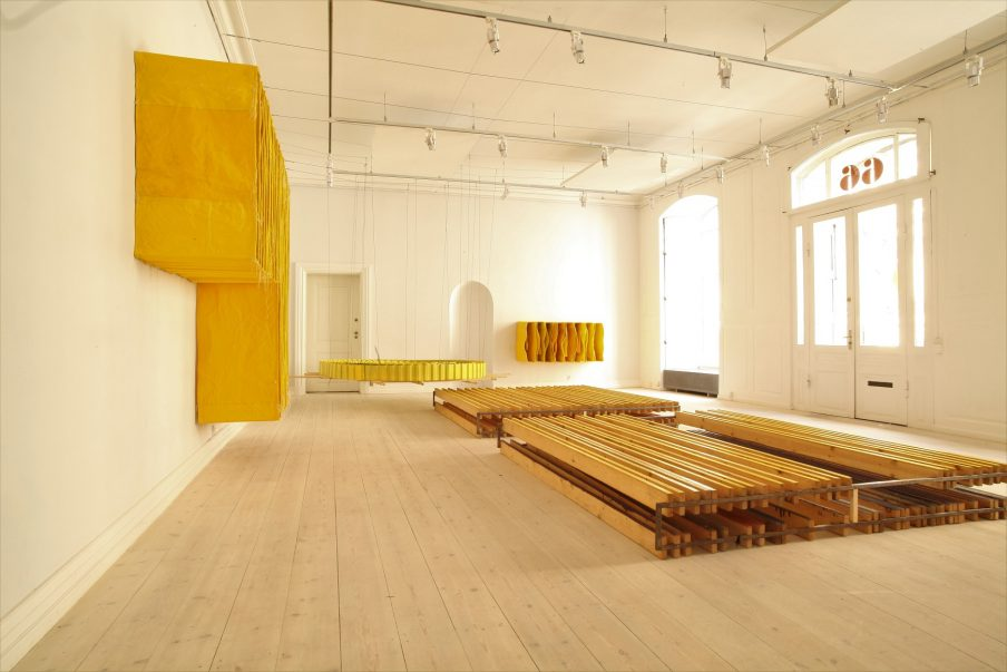 Billedserie: Torgny Rostrup Wilcke & Simon Callery: Yellow 2