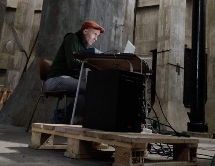 LYDKUNST #48: Efterklangen i Brønshøj Vandtårn