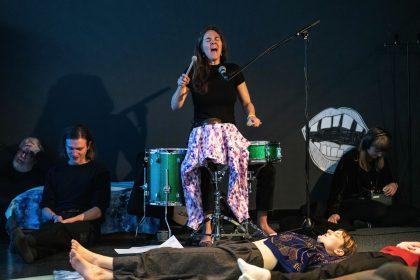LYDKUNST #49: Dyb lytning og Radikal blødhed på Borealis Festival 2019